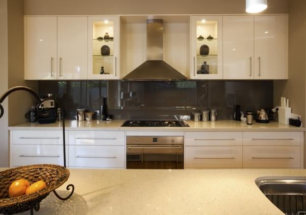 кухни бежевые модерн фото